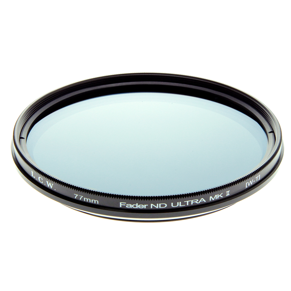 LCW Fader ND Ultra Filter mark II 77mm 可調式減光鏡