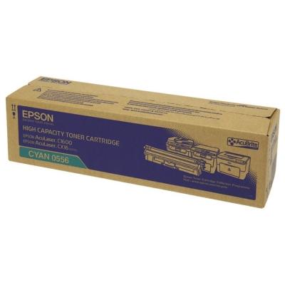 EPSON C13S050556 藍色碳粉匣