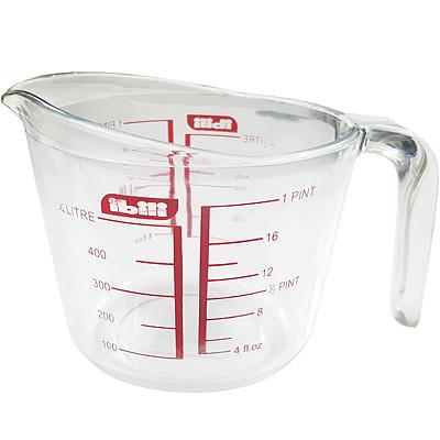 IBILI 耐熱玻璃握柄量杯(0.5L)