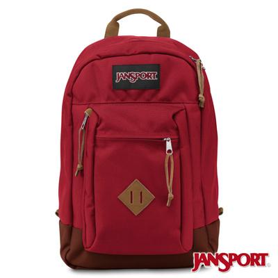 JanSport -REILLY系列後背包 -聖誕紅