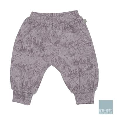 美國 FINN & EMMA 有機棉燈籠褲 (童話故事)