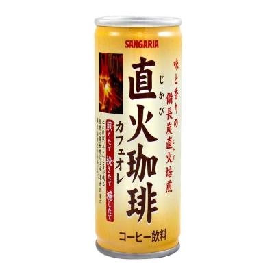 Sangaria Beverage 直火咖啡飲料-咖啡歐蕾(185g)