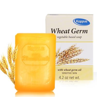 德國Kappus 燕麥溫和保濕潤膚皂125g