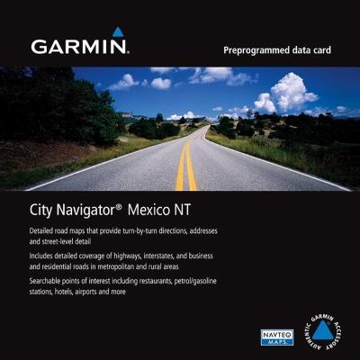 GARMIN 墨西哥地圖卡-快