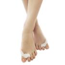 足的美形  頂級矽膠拇指分趾套(2雙)
