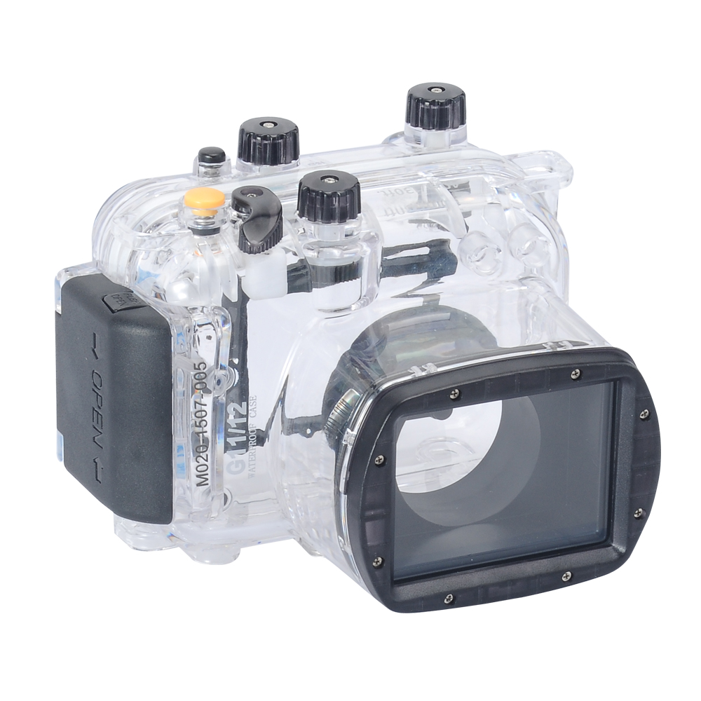Kamera專用防水殼 for Canon G11,G12
