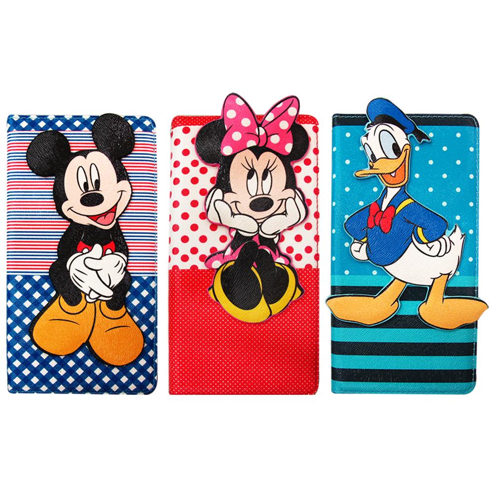 迪士尼 iphone 6 /6s 磁力立體皮套(米奇米妮款)