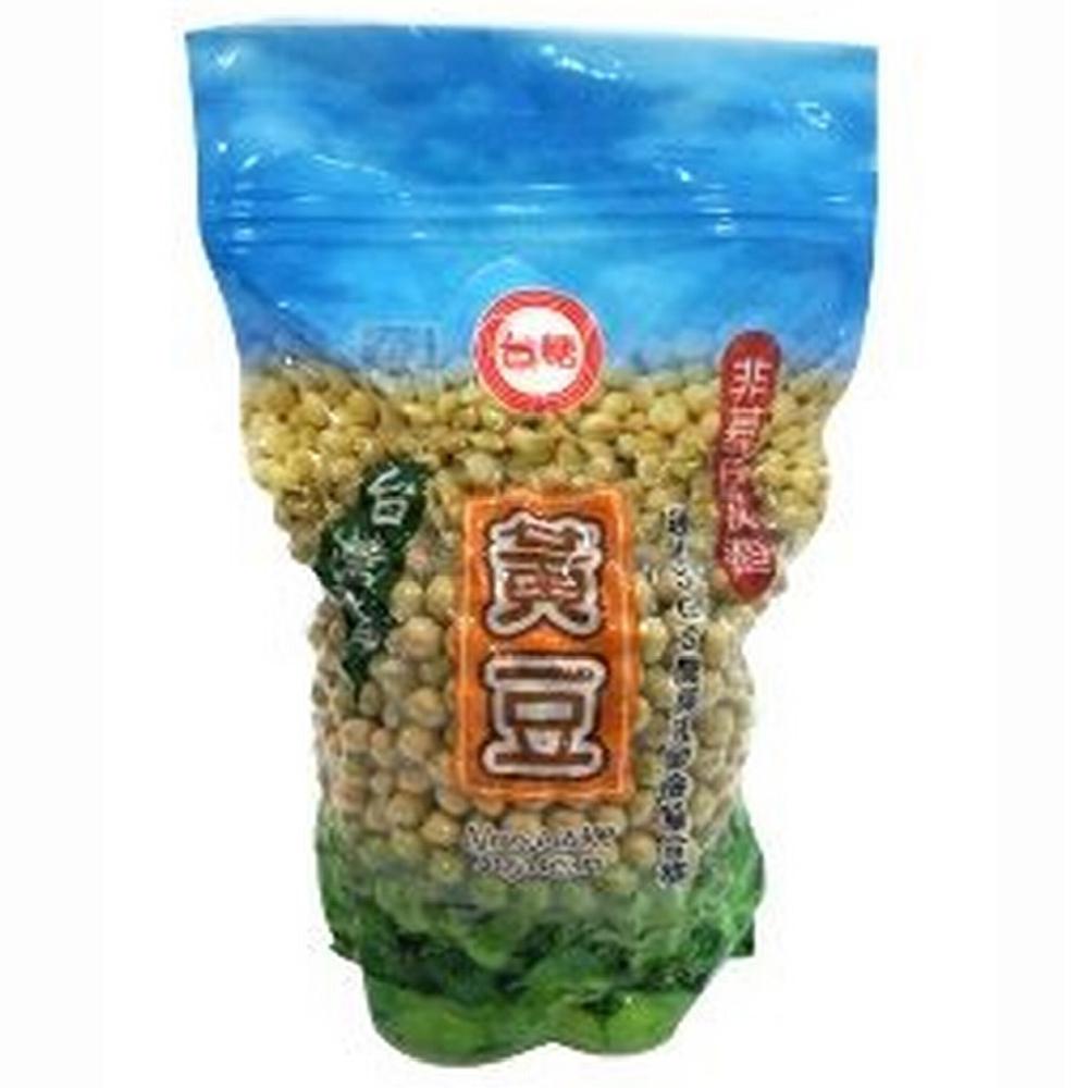 台糖 本土黃豆 非基因改造x8包(500g/包)