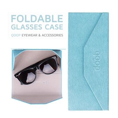 ALIFE 可折疊超輕薄眼鏡收納盒