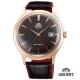 ORIENT 東方錶 DATE Ⅱ 機械錶-黑面玫瑰金框/42mm product thumbnail 1