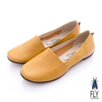 Fly-London-女-單色休閒鞋
