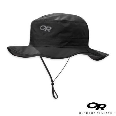 【美國 Outdoor Research】HELIOS 防水透氣中盤帽_黑