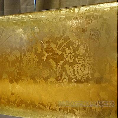 金屬花卉壓紋桌墊 (120cmX60cm)_RN-TD217-A003