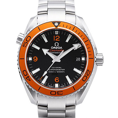 OMEGA 歐米茄 Seamaster Planet Ocean 600米潛水機械錶-42mm