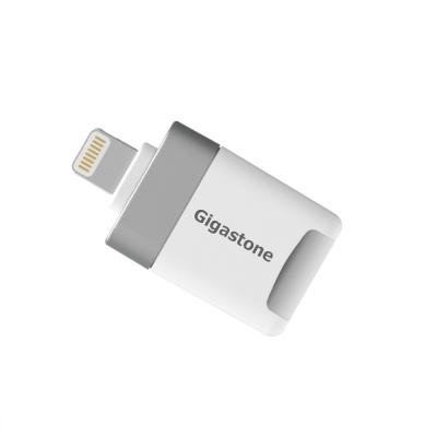 Gigastone i-FlashDrive 蘋果MicroSD 讀卡機 CR-8600
