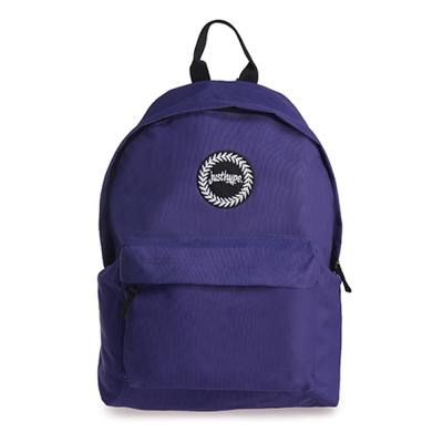 HYPE- 經典素色後背包 Purple - 紫色