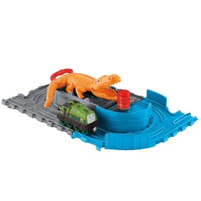 湯瑪士 帶著走系列-高登鱷魚軌道遊戲組(3Y+)