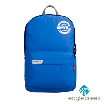 美國Eagle Creek 限量40周年紀念款RFID防水電腦後背包(藍)