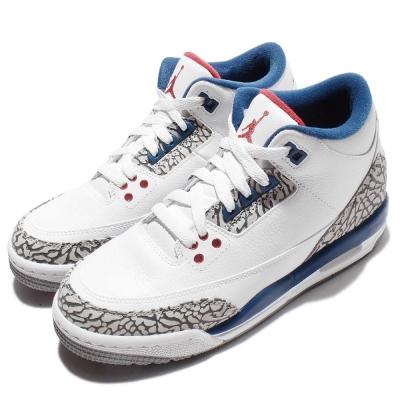 Nike Jordan 3 Retro OG BG 女鞋