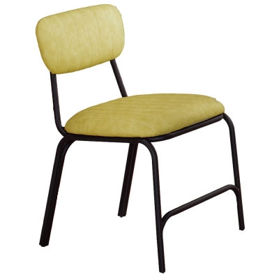 AT HOME - 馬汀皮餐椅(兩色可選) 45x50x76cm