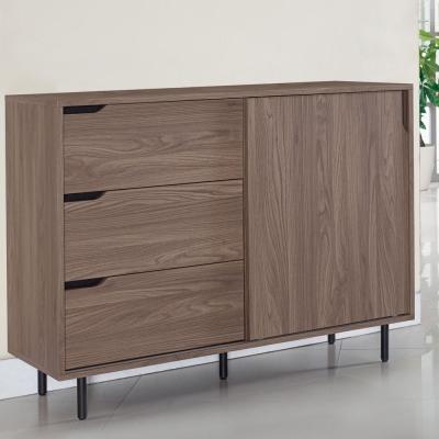 Homelike 克拉4尺收納櫃-121x40x90cm