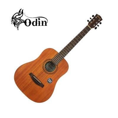 ODIN GF160NS 桃花心木民謠木吉他 旅行攜帶款