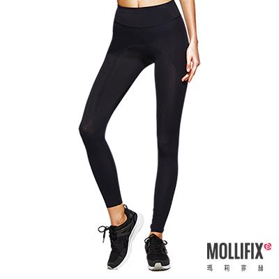 Mollifix MoveFree 掰掰馬鞍動塑褲 黑
