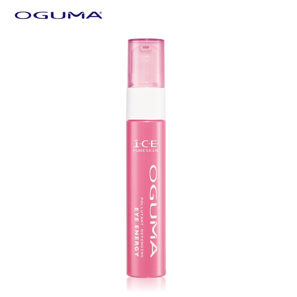 OGUMA水美媒I.C.E. 礦晶離子眼神凝膠15ml