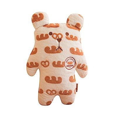 CRAFTHOLIC 宇宙人 柔軟麵包熊寶貝枕