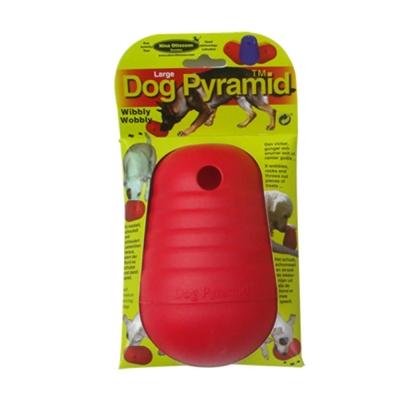 Nina Ottosson寵物益智玩具-狗狗不倒翁、大型、三色