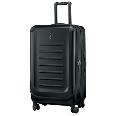 VICTORINOX 瑞士維氏Spectra 2.0輕量硬殼可擴充30吋行李箱-黑