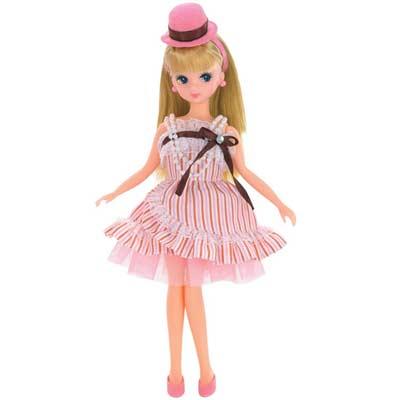TAKARA-TOMY-莉卡娃娃-LD-30-日向娃娃