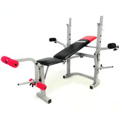 重力訓練舉重床-可折收