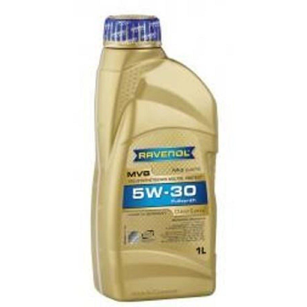 【RAVENOL】 5W-30全合成機油經濟保養套餐 四入 (含安裝+機油精)