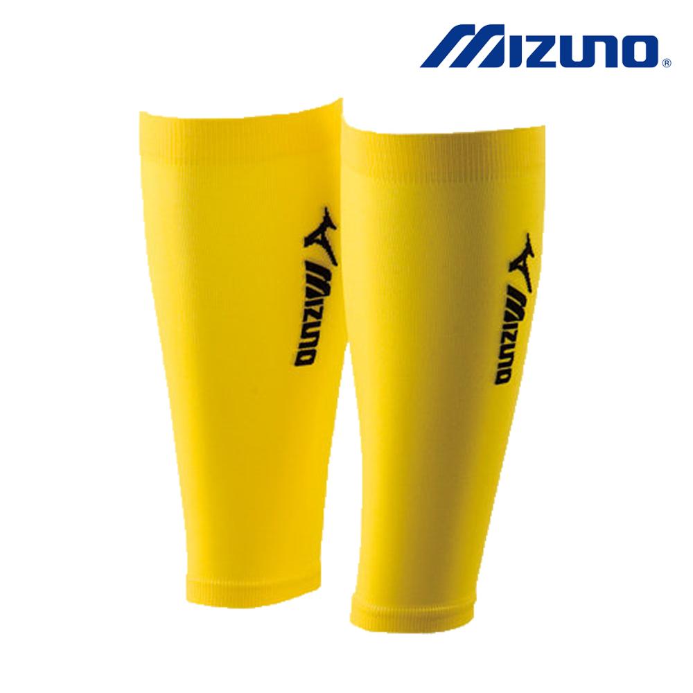 Mizuno BIO GEAR 日本製 護小腿 黃(雙) A60BU-01045