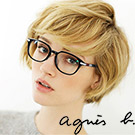 agnes b. 光學眼鏡均一價$2980