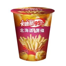卡迪那 95度C薯條-鹽味(40g)