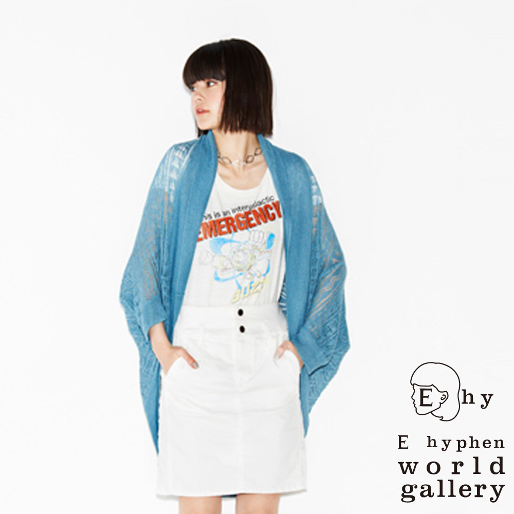 E hyphen world gallery巴斯光年T恤