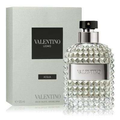Valentino Uomo 迷漾男性淡香水125ml-加贈隨機小香
