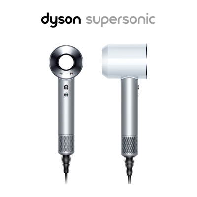 Dyson Supersonic 吹風機-白色款