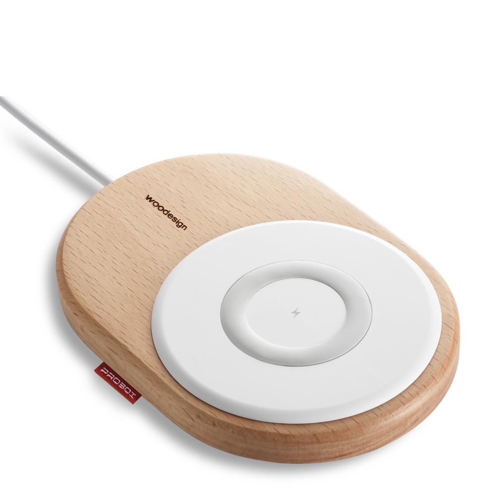 PROBOX 北歐風 15W 無線充電板