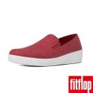 FitFlop TM-SUPERSKATE CANVAS LOAFER 紅