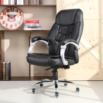 LOGIS- 黑泰爾主管辦公椅 電腦椅 皮椅
