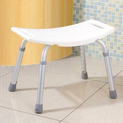 COLOR霧面鋁合金洗澡椅