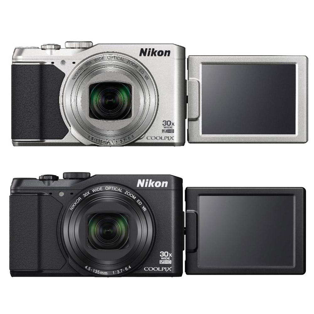 Nikon coolpix S9900 30倍光學WIFI 數位相機 (公司貨)