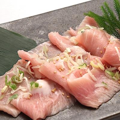 買一送一 饗讚黃金六兩雪紋松阪豬3包組(200g/包 《共6包》)