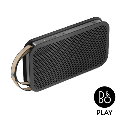 B&O PLAY A2 Active藍牙音樂喇叭(石墨灰)