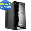 華碩B350平台[冰月戰士]A8四核電腦