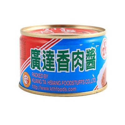 廣達香 傳統肉醬(160gx6入)
