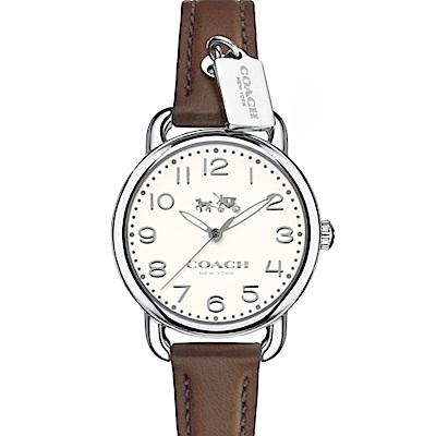 COACH 耀眼迷人時尚小吊飾腕錶/14502547